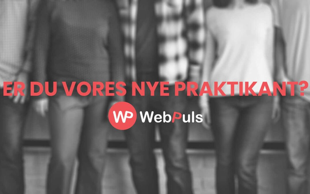 Er du vores nye marketingpraktikant?