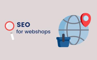 5 SEO-fejl, som du skal undgå at lave på din webshop