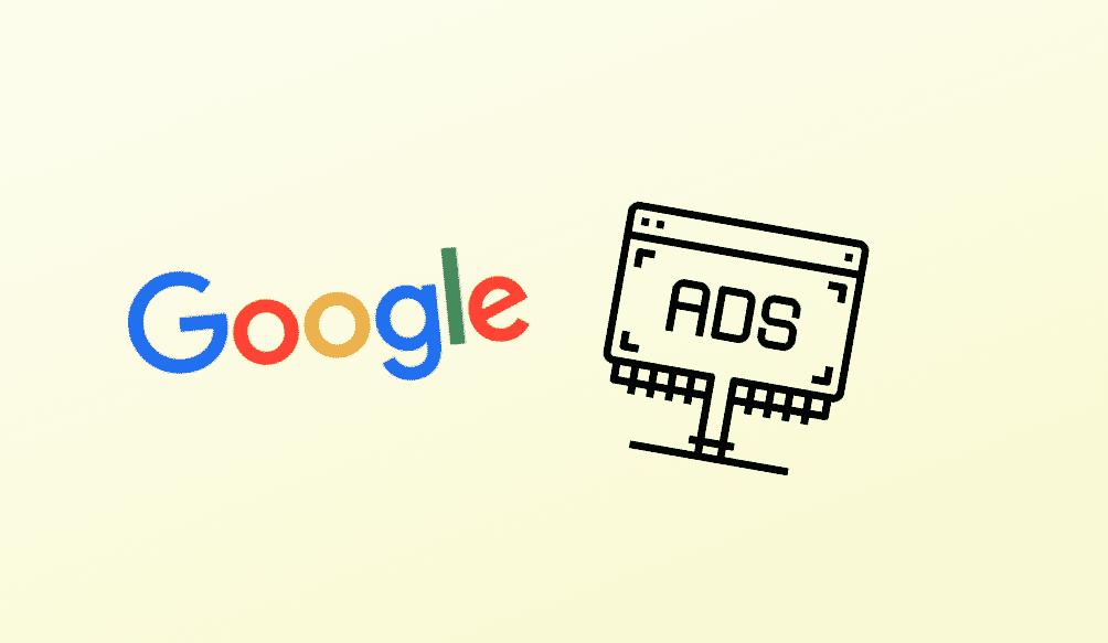 Annonce på Google