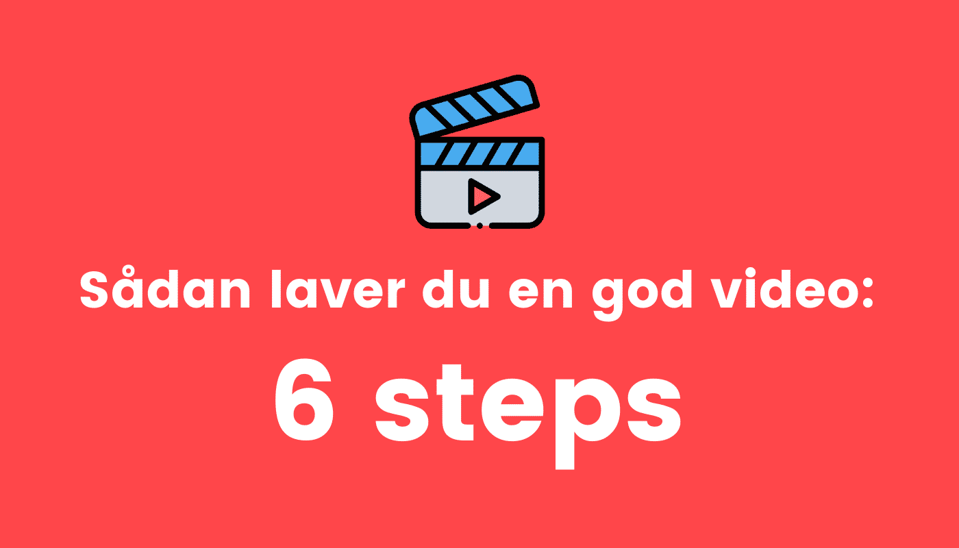 Succes med video marketing