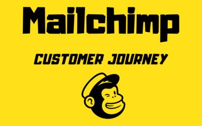 Guide til Mailchimps nye Customer Journey funktion