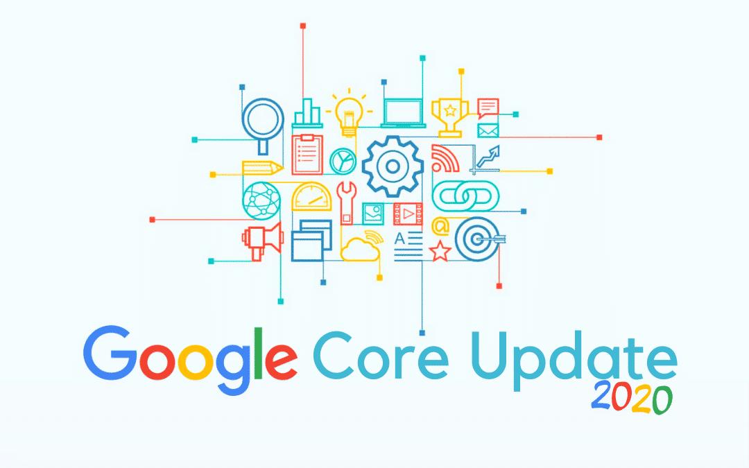 Hvad betyder Googles nye opdatering for min hjemmeside