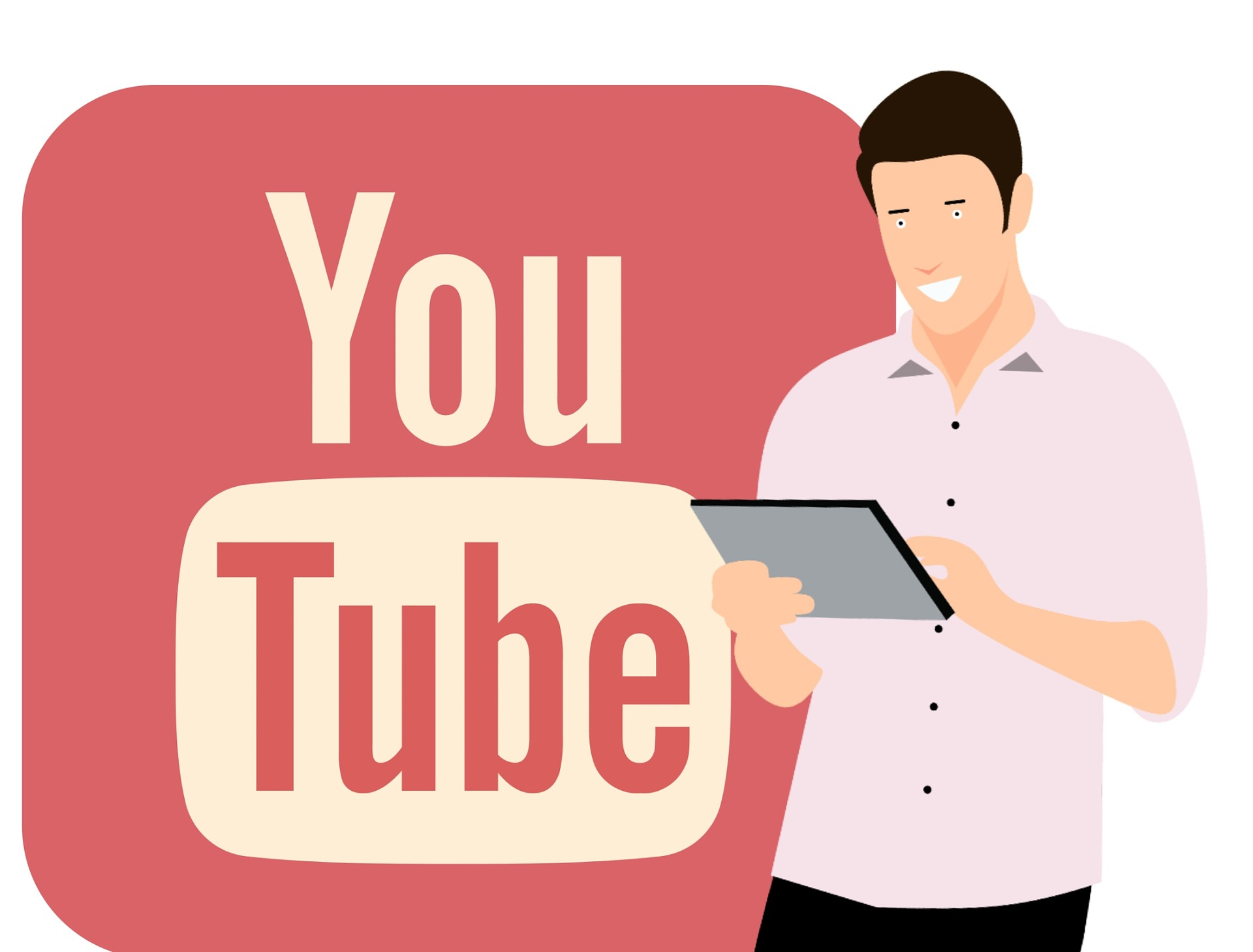 Youtube annoncer
