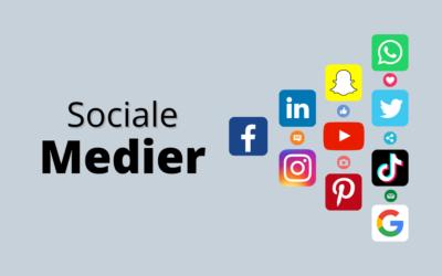 Sådan styrker sociale medier din digitale markedsføring