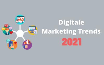Digitale Marketing Trends i 2021 | Optimér din digitale strategi