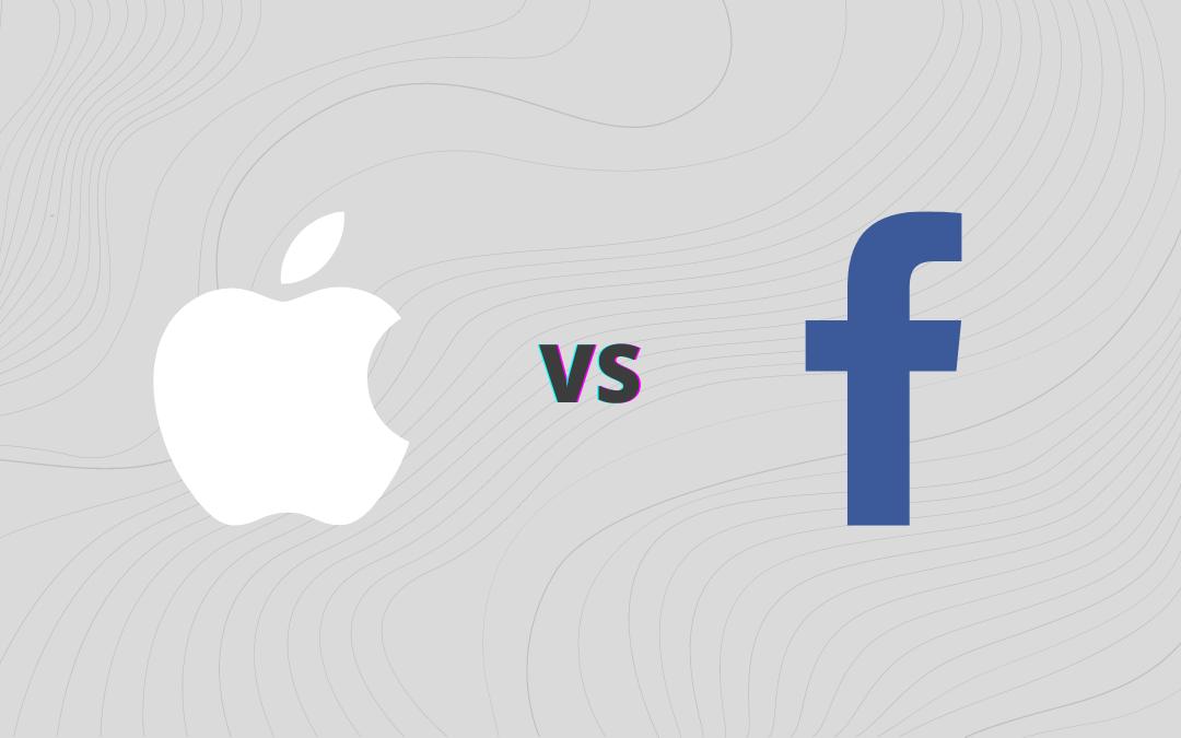 iOS 14 opdatering vs. Facebook