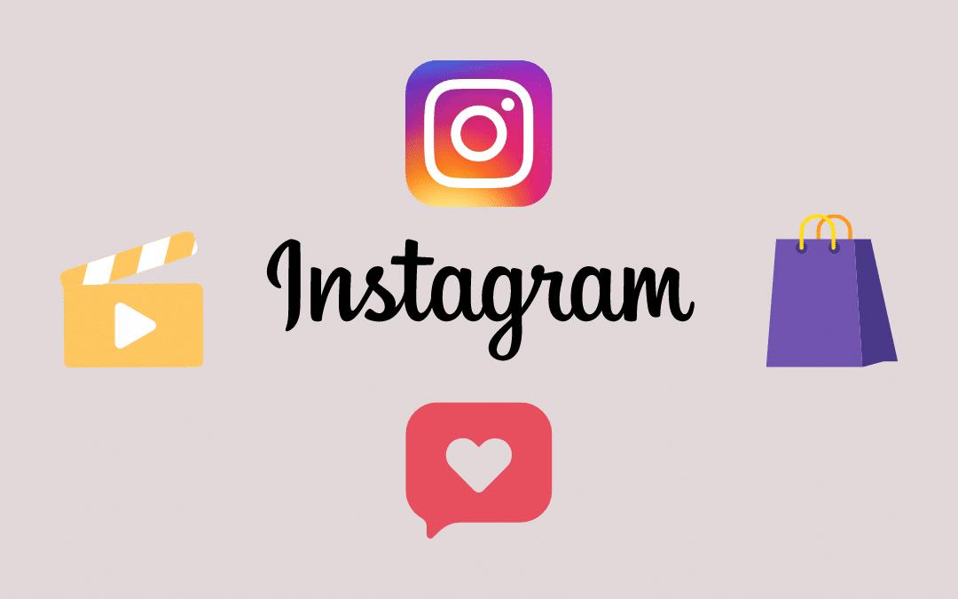 Instagram reels og shops