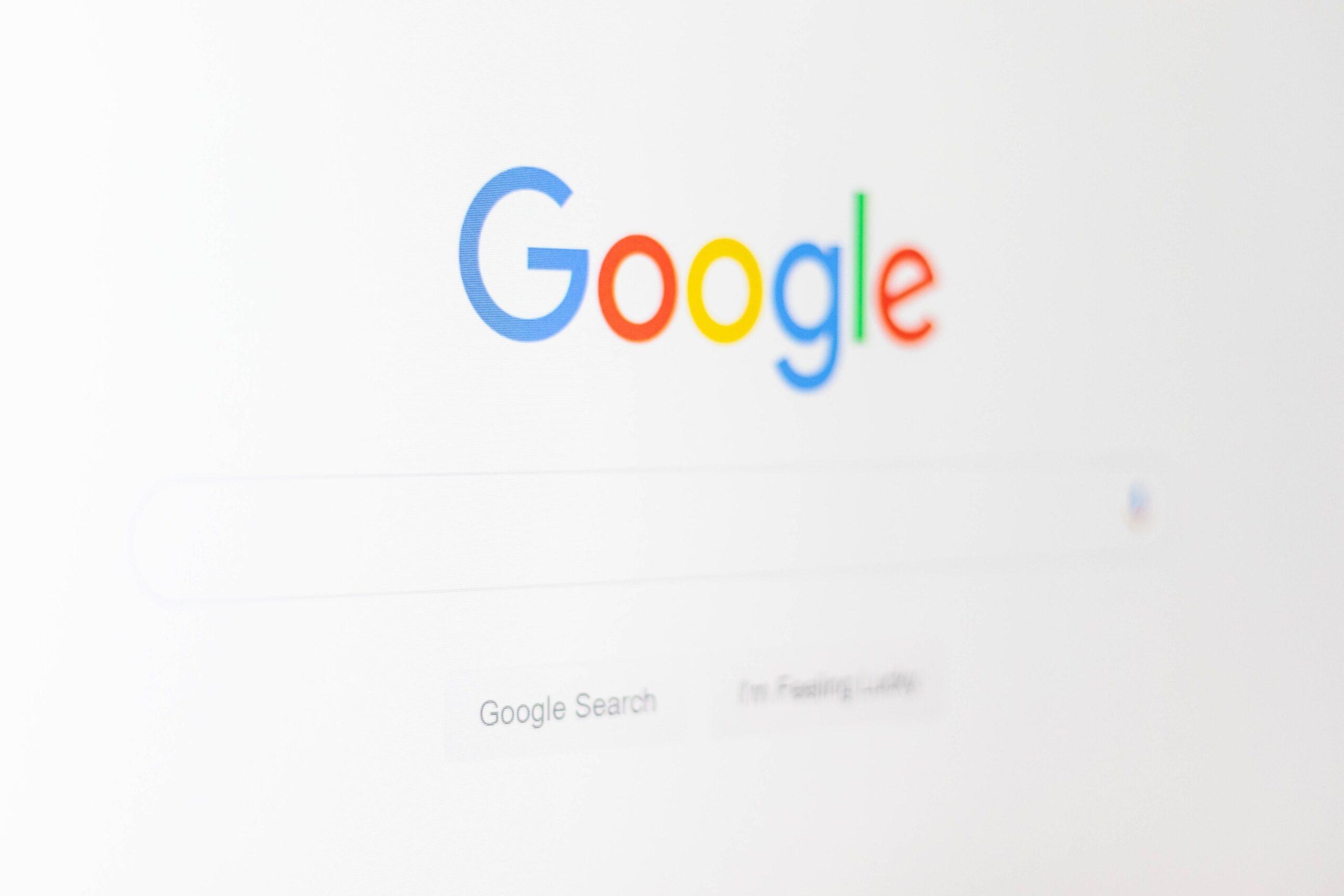 Annoncering på Google