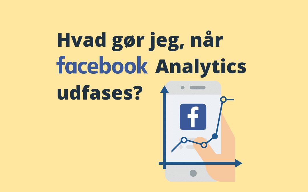 Facebook analytics online strategi analyseværktøjer