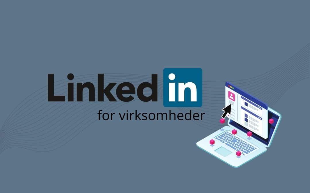 linkedin for virksomheder